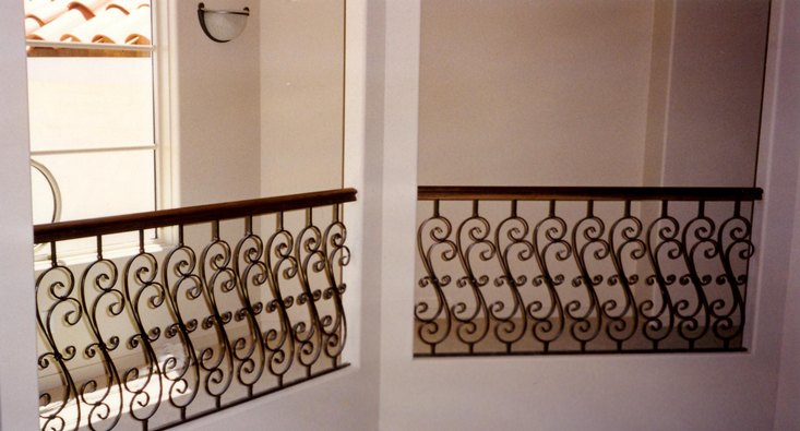 Wrought Iron Amp Ornamental Iron Railings Custom Made To